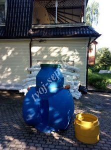 Канализация и водопровод
