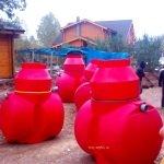 фото установки септик дочиста в рузском районе