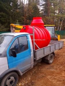 Септик с доставкой в Лотошинский район