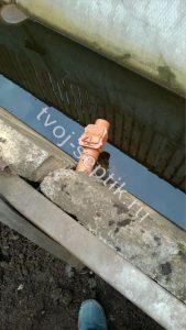 фото установки септика в Ногинском районе 4