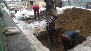фото установки септика дочичта в Щёлковском районе 5
