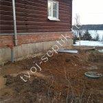 Установка септика для дачи на 5 человек в Люберецком районе