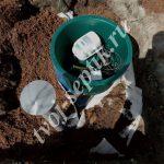 Фото установки септика Дочиста в Пушкино