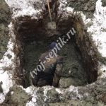 фото установки септик дочиста 1,8 в пушкино