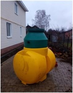 Выбор канализационной системы для участка дачи