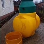 септика дочиста профи для высокой водой