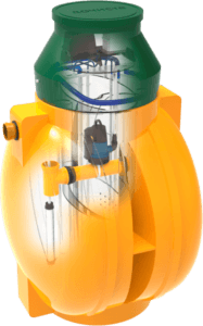 Стоимость установки септика в Одинцовский район