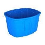 пластиковая ванна для дачи 400 л.