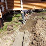 Дренажные работы в Орехово-Зуевском районе