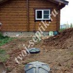 Установить септик для дачи в Серпуховский район
