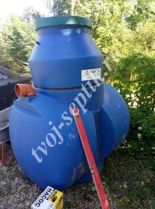 Установка септика цена в Сергиево-Посадский район