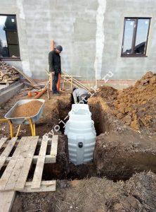 Отвод дренажной и канализационной воды с участка в сергиевом посаде