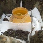 фото установки септика в Ногинском районе 2