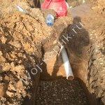Фото установки септика дочиста 1,8 в Люберецком районе