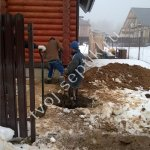 фото септика в Серпуховском районе 3