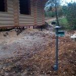 Фото установки станциидля бани в Истринском районе
