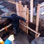 Канализация для загородного дома вНогинском районе