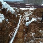 фото установки биотанк в Пушкинском районе