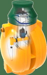 Стоимость установки септика в Истринский район