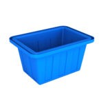 пластиковая ванна для дачи 90 л.