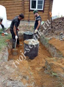 Установить септик под ключ в Солнечногорский район