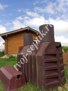 Септик с установкой под ключ в Солнечногорский район