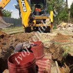 Наружная канализация дома и дачи