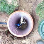 Водопровод для дачи в Чеховском районе
