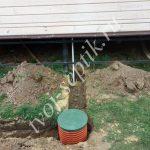 Завести воду в дом в Чеховском районе