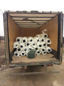 Доставка дренажных труб без щебня в сергиев посад