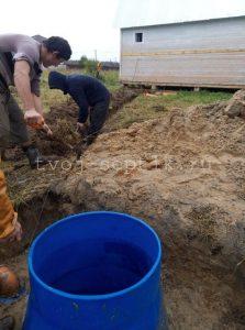 Септика дочиста 1,2 в Богородском городском округе-1
