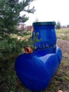 Фото установки Септика дочиста 1,2 в Богородском городском округе