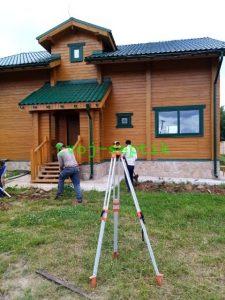 Отвод дождевых и талых водв Солнечногорском районе